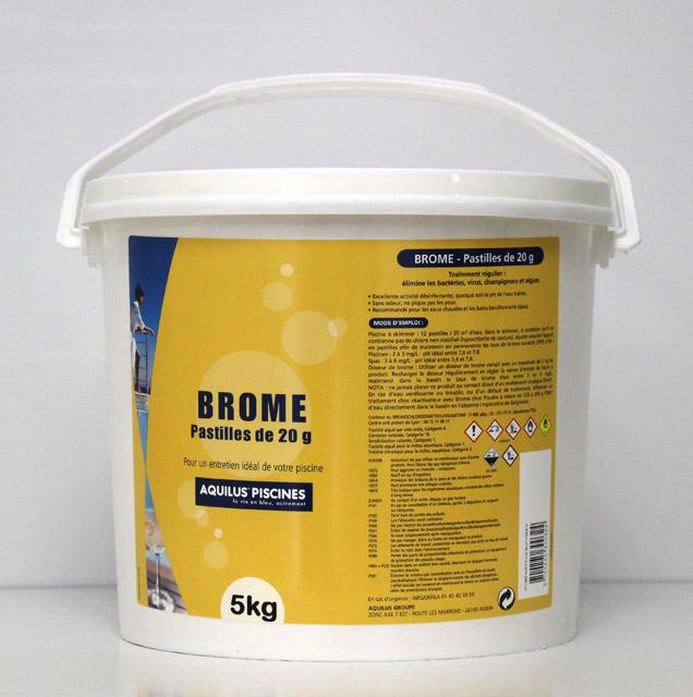 Brome Pastilles 5 kgs