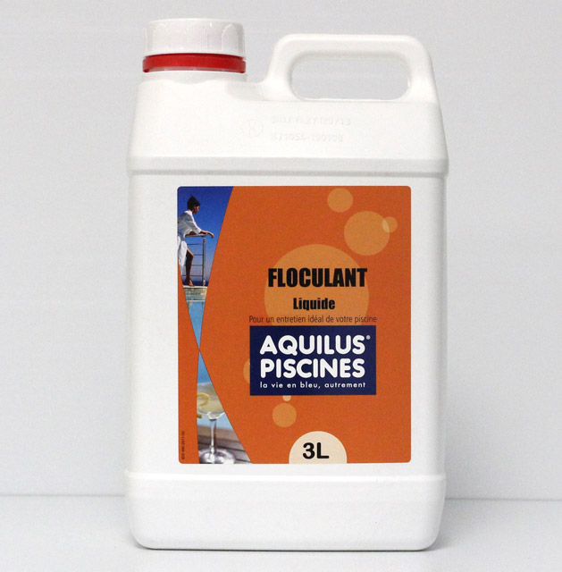 Floculant liquide 3L