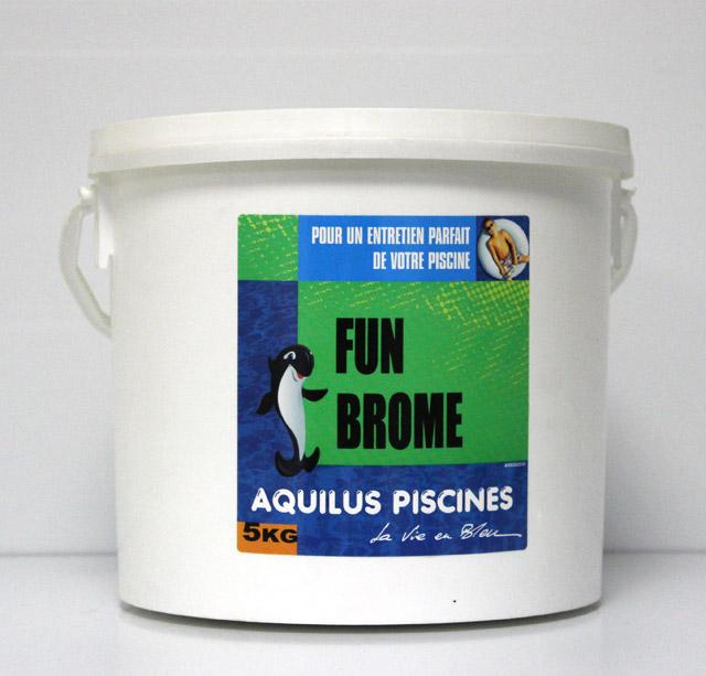 FUN Brome (électrolyseur) 5 kgs