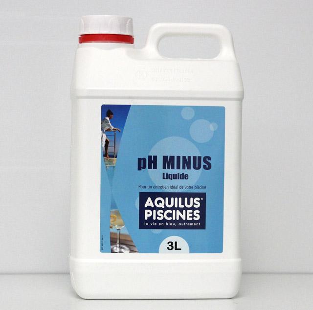 pH minus liquide