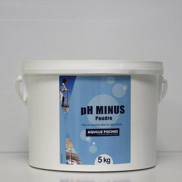 pH minus poudre 5 Kgs