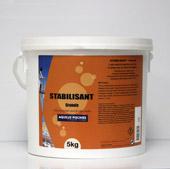 Stabilisant du chlore 5 Kgs