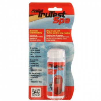 Recharge TruTest Spa 50 languettes
