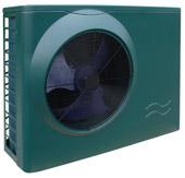 Pompe à chaleur AQUISOFT Gamme Verte - WP 110