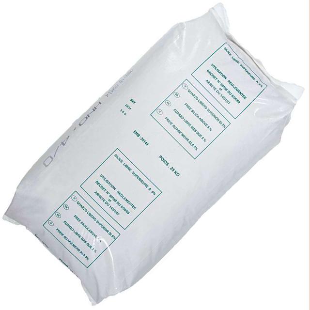 Gravier pour filtration piscine - sac de 25 kg