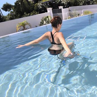 L'aide à la nage