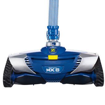 Les nettoyeurs hydrauliques à aspiration