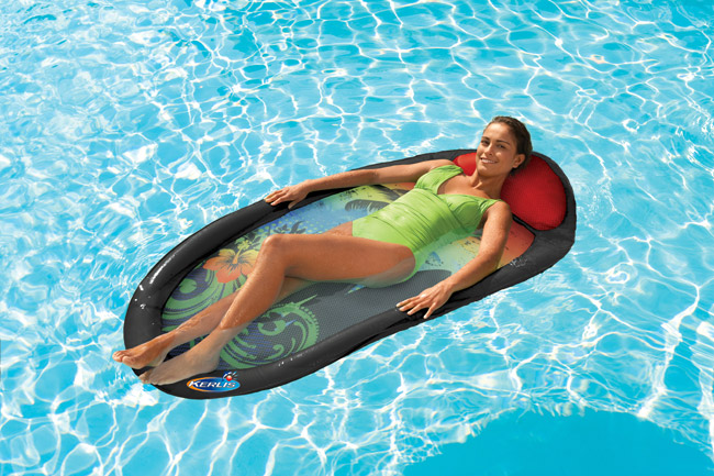 Matelas Spring Float Cool Hawaï