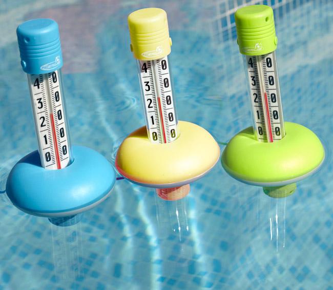 Mini thermomètre vision couleur