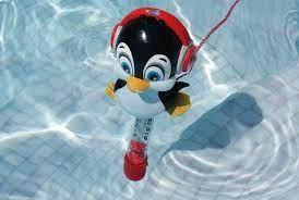 Thermomètre Pingouin