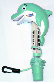 Mini thermomètre Dauphin