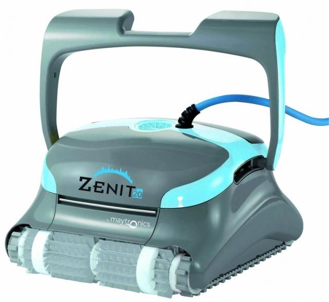Dolphin zenit 15 prix ustensiles de cuisine for Robot piscine maytronics