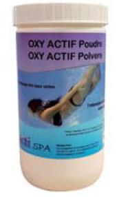 Oxygène actif poudre