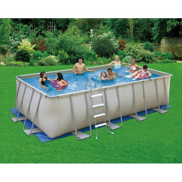 Piscine Fun tubulaire - Garden Leisure