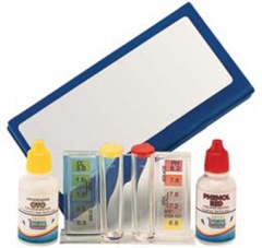Trousse d analyse std ph+ch liquide