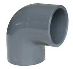 Coudes PVC à coller 90°